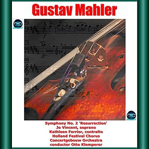 Jo Vincent, Kathleen Ferrier, Otto Klemperer, Concertgebouw Orchestra & Holland Festival Chorus