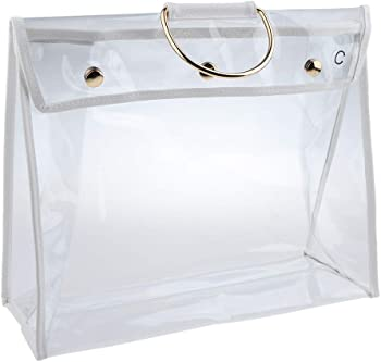 4-Pack OIF Dustproof Transparent Handbag Organizer