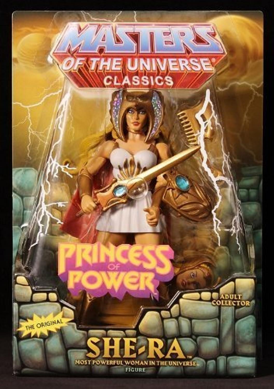 aquí tiene la última HeMan Masters of the Universe Classics Exclusive Exclusive Exclusive Acción Figura SheRa by Mattel  mejor opcion