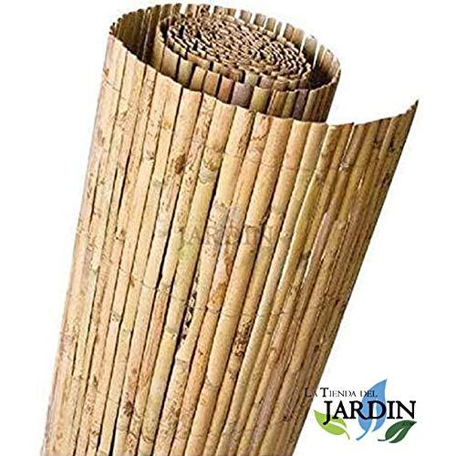 CAÑIZO natural partido JARDIN, útil para ocultación, delimitación o sombrajes (1 x 5 mts): Amazon.es: Bricolaje y herramientas