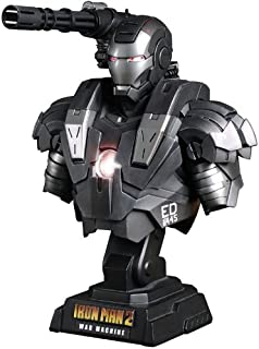 Hot Toys Iron Man 2 1/4 Scale Collectible Bust War Machine