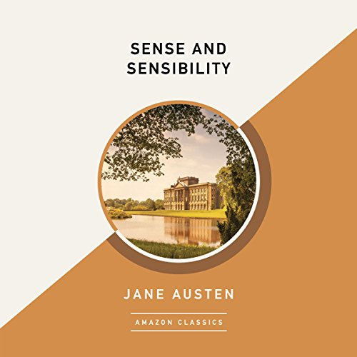Sense and Sensibility (AmazonClassics Edition) audiobook cover art