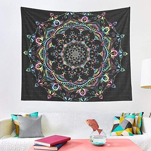 Mandala tapiz indio bohemio playa alfombra manta tienda de campaña viaje tapiz bohemio decoración Mb-114