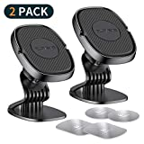 Cell Phone Holder for Car Magnetic 2 PACK FLOVEME Magnetic Phone...