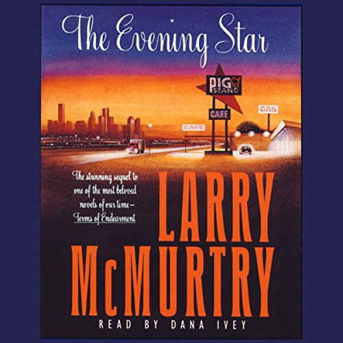 The Evening Star audiobook cover art