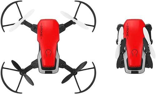 KD Drone Pliable, Hauteur Fixe WiFi 2 Millions Grand Angle à Induction à gravité Fixe modèle de Drone aérien en Temps réel adapté pour Les Enfants