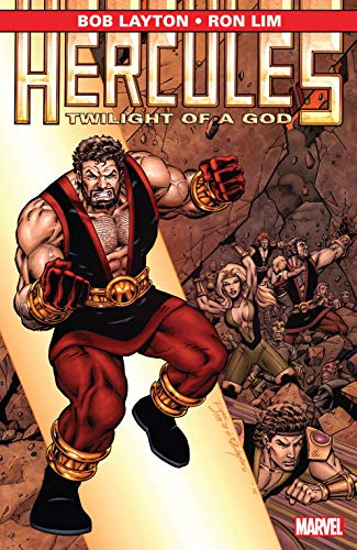 Hercules: Twilight of a God (Hercules: Twilight of a God (2010)) (English Edition)