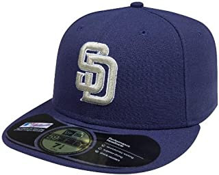 MLB San Diego Padres Authentic On Field Road 59FIFTY Cap
