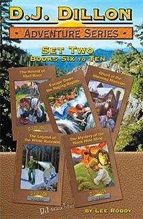 D.J. Dillon Adventure Series Set 2