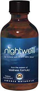SOURCE NATURALS Night Well, 4 Fluid Ounce