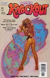 Codename Knockout Issue 1 July 2001 Vertigo