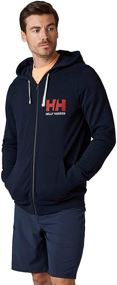 Helly-Hansen Men's Standard Hh Zip Popular shop is the lowest price challenge Award-winning store Hoodie Full Logo