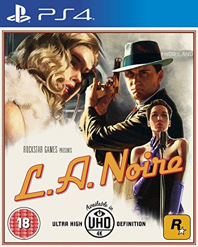 L.A. Noire Ps4- Playstation 4