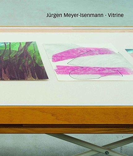 Jürgen Meyer-Isenmann, Vitrine: Mit einem Text von Sebastian Baden sowie einem Gespräch zwischen Franz Armin Morat und Jürgen Meyer-Isenmann