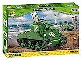 world war 2 german tanks - COBI Small Army WW-Sherman M4A1 Tank Building Kit