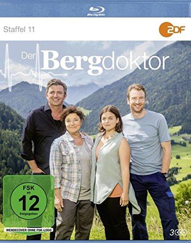 Der Bergdoktor - Staffel 11 [3 Blu-rays]