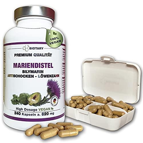 Biotary -  Mariendistel, 240