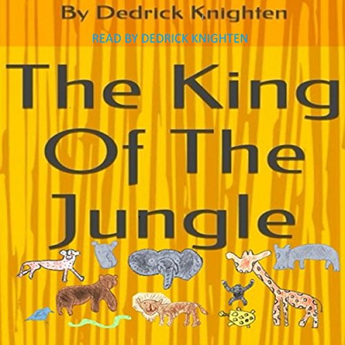 The King of the Jungle audiobook cover art