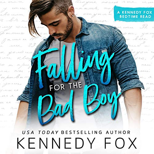 Falling for the Bad Boy cover art