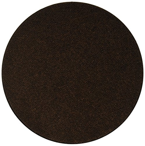 CWP MA-1000 Synthetic Fabric Plant Mat, 10-Inch, Charcoal/Walnut Brown