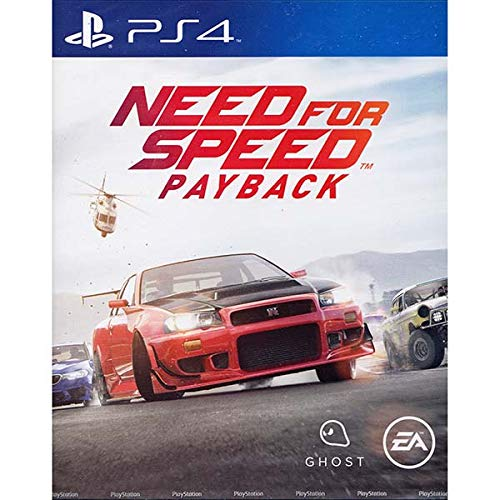 PS4 NEED FOR SPEED PAYBACK (ENGLISH) (ASIA)
