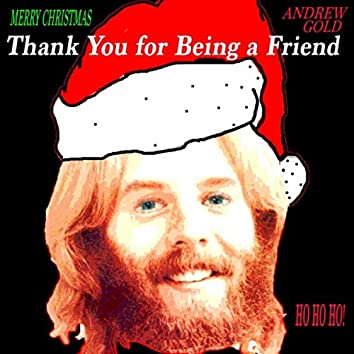Merry Christmas: Thank You for Being a Friend