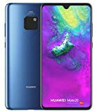 Huawei Mate 20 - Smartphone De 6.53' (Octa-Core, Ram De 4 GB, Memoria De 128 GB, Cámara De 16+12+8 MP, Android 9.0) Color Azul (Midnight Blue)