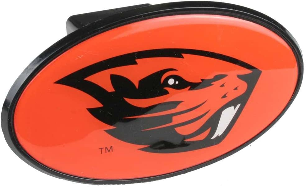 Logo Products Oregon State Beavers We OFFer at cheap prices Receiver Cover OFFicial site Snap Hitch Cap