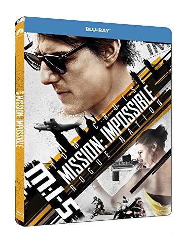 Mission impossible 5 : rogue nation [Blu-ray]