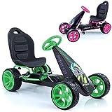 Hauck Go-Kart Sirocco für Kinder von 4-12 Jahren