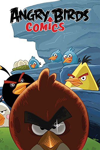Angry Birds Comics Volume 1: Welcome to the Flock (Angry Bird Comics)