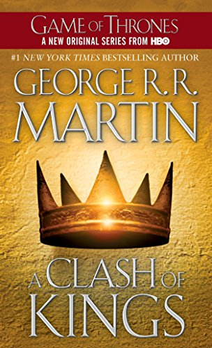 A Song of Ice and Fire 02. A Clash of Kings [Lingua inglese]