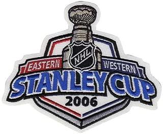 2006 NHL Stanley Cup Jersey Patch Carolina Hurricanes vs. Edmonton Oilers