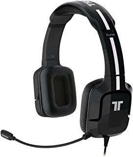 Tritton - Auriculares Kunai, Color Negro (PS4, PS3, PS Vita)