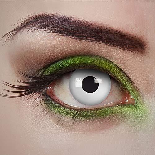 aricona lenti a contatto colorate – lenti giornaliere – Zombie Alarm - lenti a contatto bianche