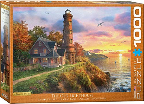 1000 piece puzzles lighthouse - 4