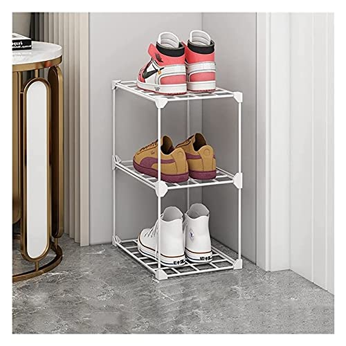 Tallador de Zapatos de 3 Niveles, Almacenamiento de Zapatos de Metal con...