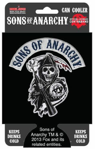 Sons Of Anarchy Parche Enfriador