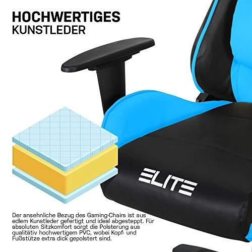 ELITE Racing Gaming Stuhl MG-200 – kaufen  Bild 1*