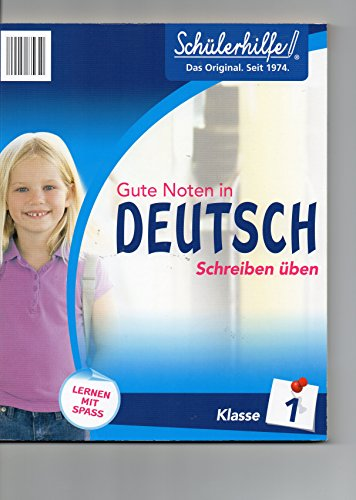 Schuelerhilfe Gute Noten in Deutsch