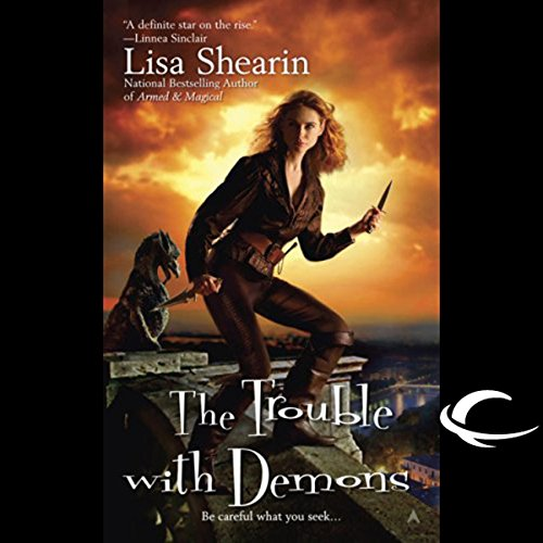 The Trouble with Demons cover art