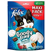 [Felix] フェリックス・グッディバッグマキシパック海辺のミックス200グラム - Felix Goody Bag Maxi Pack Seaside Mix 200G [並行輸入品]