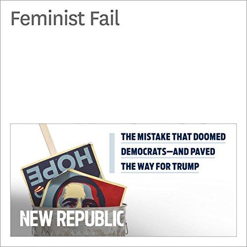 Feminist Fail audiobook cover art