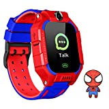 YUZW Smart Watch for Kids, Smartwatch with Camera Games Touch Screen SOS Call Voice Chatting, Kids...