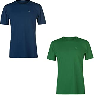 Eastern Mountain Sports Epic T-Shirt Mens Outdoor Top Tee Estate Blue Small