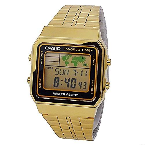 CASIO BASIC DIGITAL カシオ ベーシック デジタル A500WGA-1 [並行輸入品]