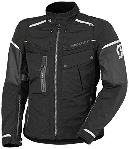 Scott Concept VTD Motorrad Jacke schwarz 2019: Größe: XL (52/54)