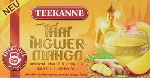 Teekanne Thai Ingwer-Mango (1 x 45 g)