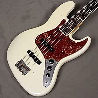 Fender Custom Shop / 1966 Jazz Bass Journeyman Relic Olympic White