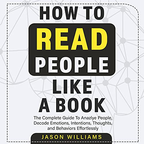 How to Read People Like a Book cover art